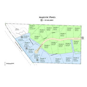 Majestic Pines Lots